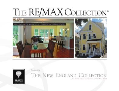 The RE/MAX Collection Magazine September 2013 V1_N1_E10