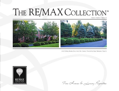 The RE/MAX Collection Magazine September 2013 V2_N3_E10