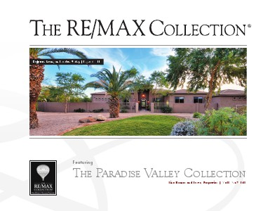 The Paradise Valley Collection