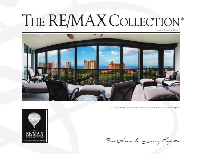 The RE/MAX Collection Magazine November 2013 April Osborne