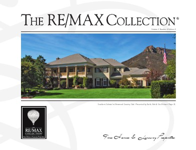 The RE/MAX Collection Magazine November 2013 Kathi McLean