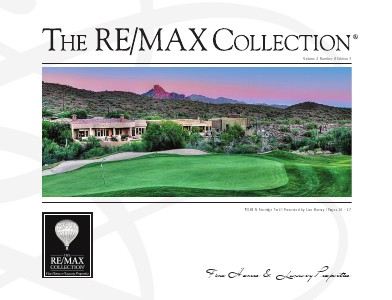 The RE/MAX Collection Magazine November 2013 Lisa Murray