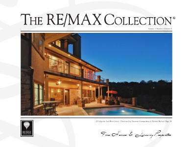 The RE/MAX Collection Magazine November 2013 Shannon Stumpenhaus and Nickole Walton