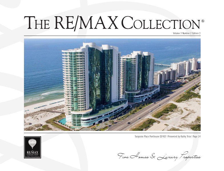 The RE/MAX Collection Magazine | Kathy Trice