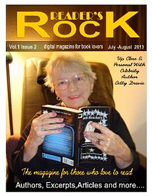 READER'S ROCK LIFESTYLE MAGAZINE VOL 2 ISSUE 4 NOVEMBER 2014