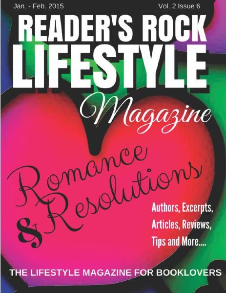 READER'S ROCK LIFESTYLE MAGAZINE VOL 2 ISSUE 4 NOVEMBER 2014 VOL 2 ISSUE 6 - JAN-FEB 2015