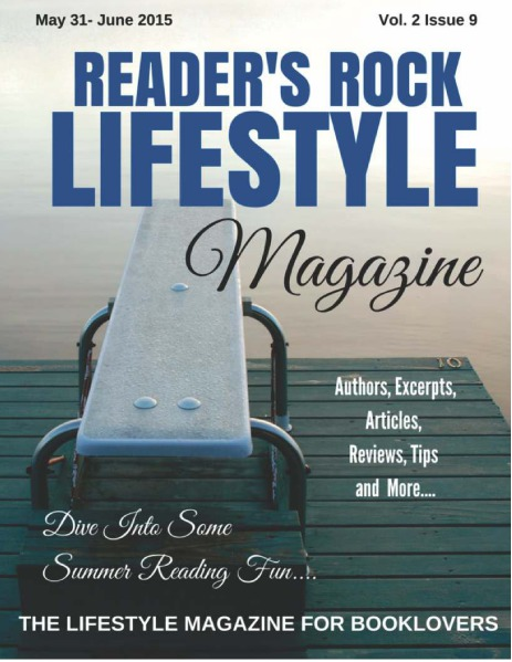 READER'S ROCK LIFESTYLE MAGAZINE VOL 2 ISSUE 4 NOVEMBER 2014 VOL 2 ISSUE 9 JUNE 2015
