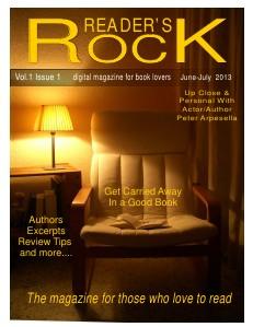 READER'S ROCK LIFESTYLE MAGAZINE VOL 2 ISSUE 4 NOVEMBER 2014 Volume 1 Issue 1  June-July 2013
