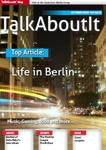 TalkAboutIt October Issue