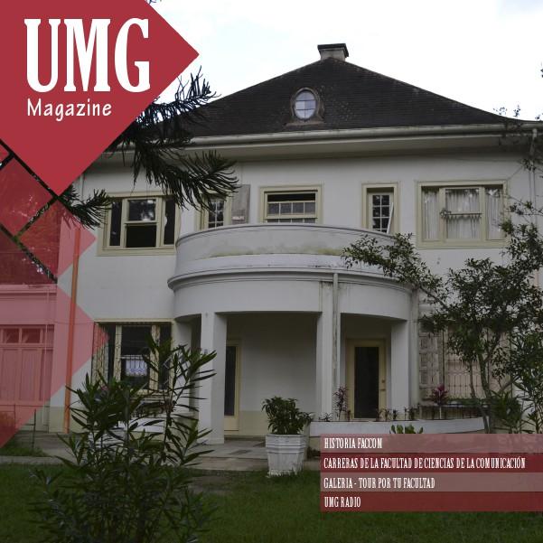 Revista FACCOM UMG Revista FACCOM UMG
