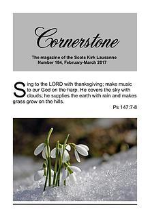 Cornerstone 184