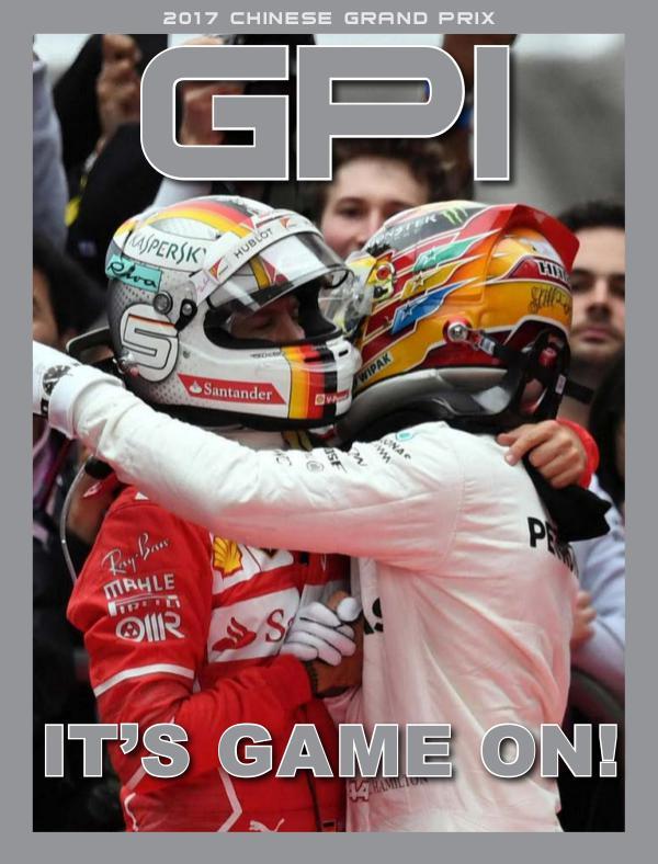 GPI 2017 Chinese Grand Prix