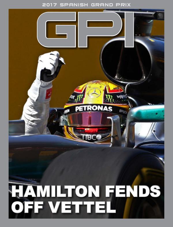 GPI 2017 Spanish Grand Prix