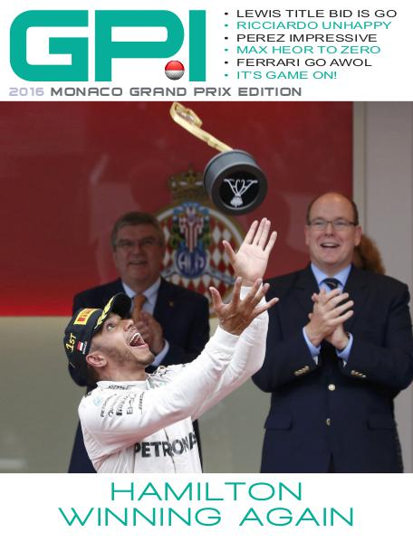 GPI 2016 Monaco Grand Prix Edition