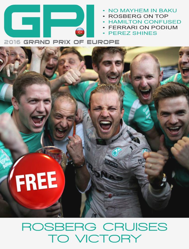 GPI 2016 Grand Prix of Europe Edition