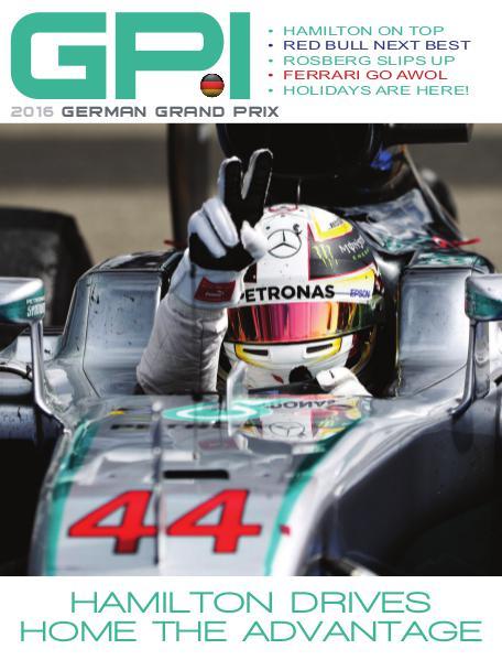GPI 2016 German Grand Prix