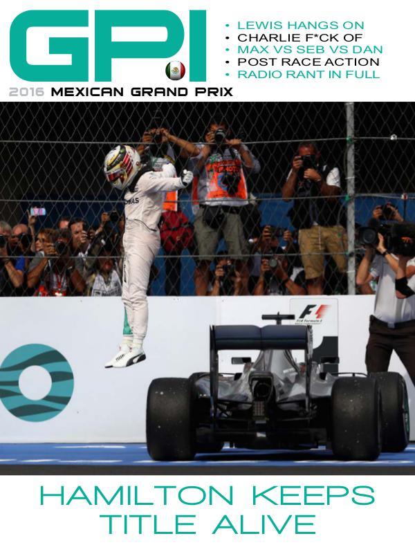 GPI 2016 Mexican Grand Prix