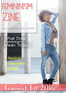 Feminist Zine