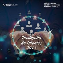 PORTAFOLIO DE CLIENTES MS PUBLICITY