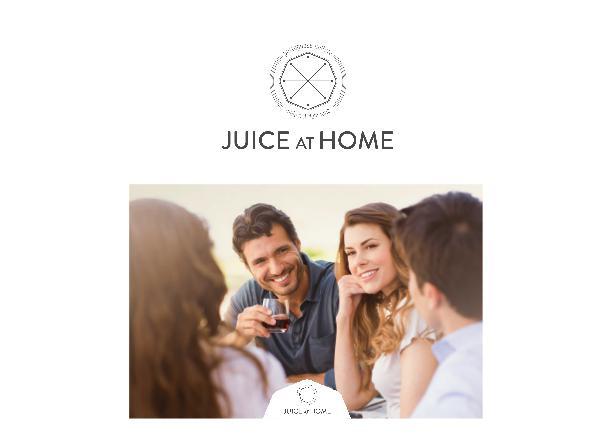 Catálogo Geral 2017 Juice at Home