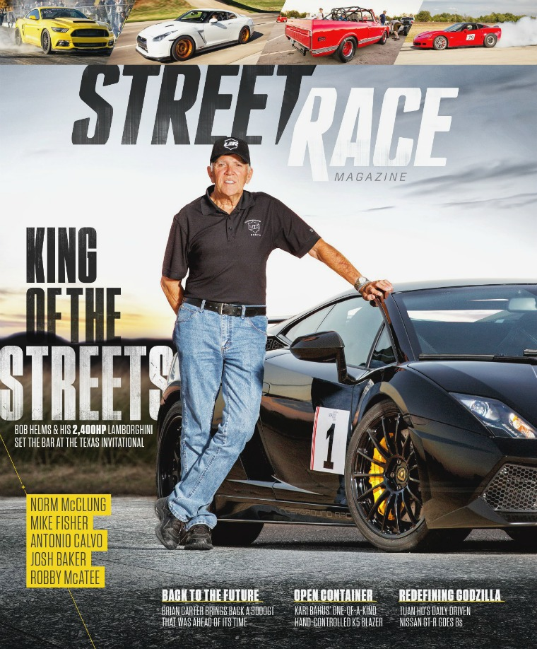 STREET/RACE Issue 2, Spring 2018