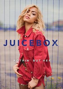 JuiceBox Girls SS16