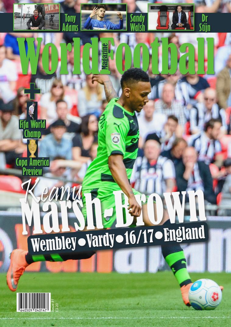World Football Magazine #1