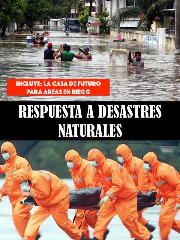 CTE Respuesta inmediata a emergencias y desastres pote