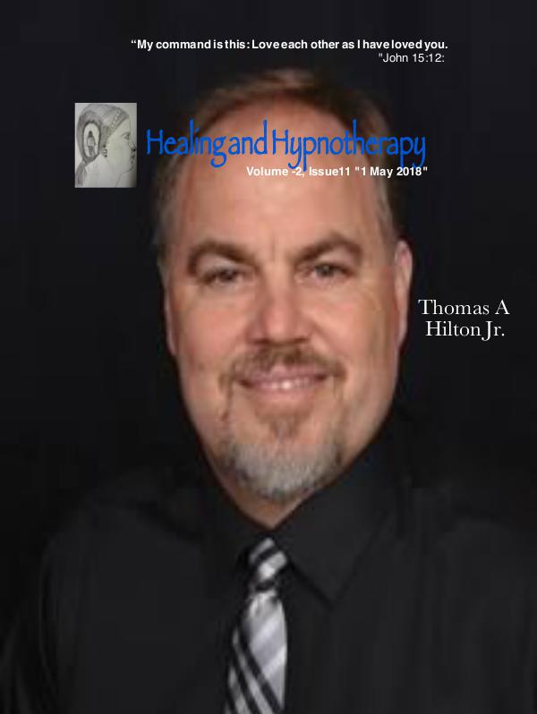 Healing and Hypnotherapy Volume 2, Issue - 11, 1 May 2018