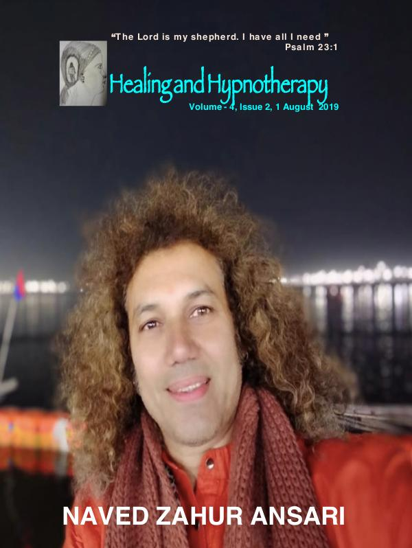 Healing and Hypnotherapy Volume 4, Issue - 2, 1 August 2019