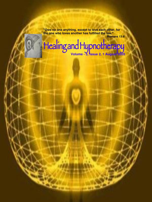 Healing and Hypnotherapy Volume 5, Issue -2, 1 August 2020