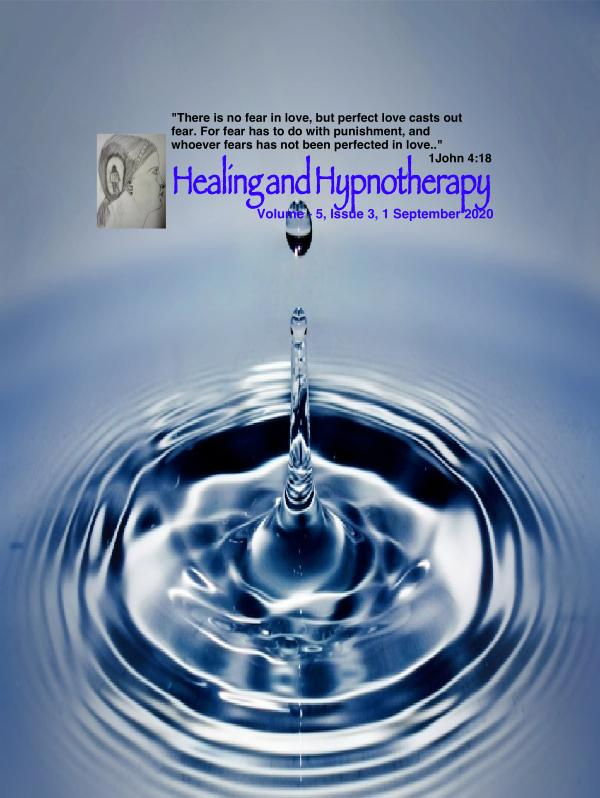 Healing and Hypnotherapy Volume 5, Issue -3, 1 September 2020