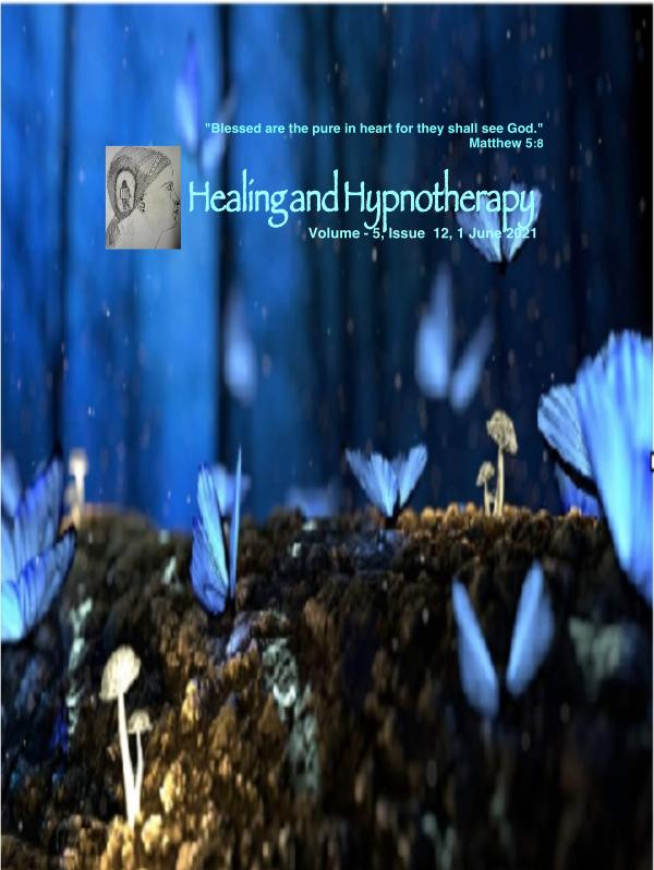 Healing and Hypnotherapy Volume 5, Issue -12, 1 June 2021
