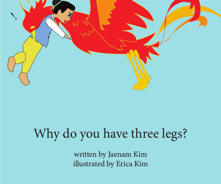 Why do you have three legs? Jun. 2016