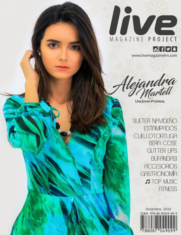 Live Magazine Moda Nacional, Moda Internacional, Tendencias.