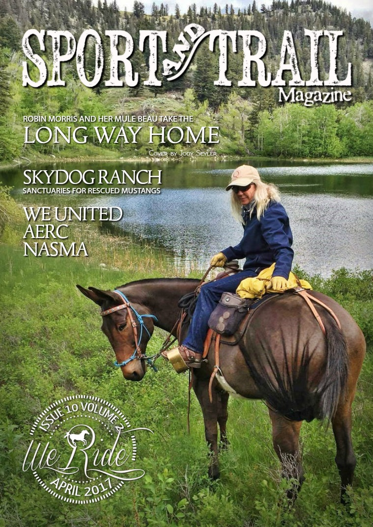 We Ride Sport and Trail Magazine April 2017