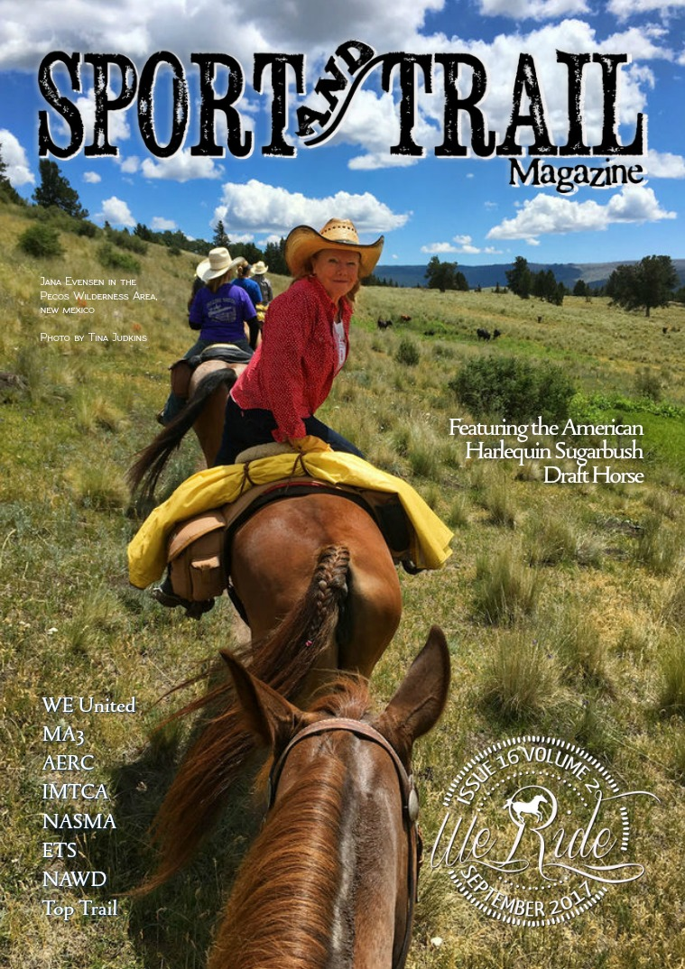 We Ride Sport and Trail Magazine September 2017