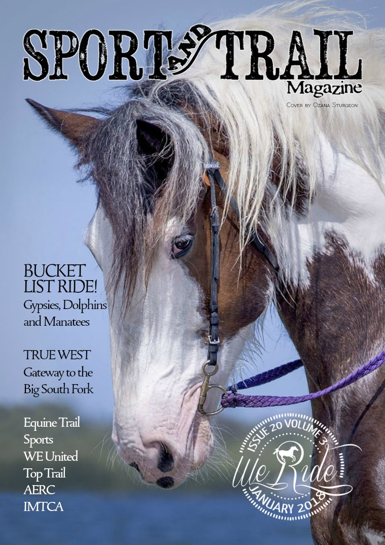 We Ride Sport and Trail Magazine January 2018