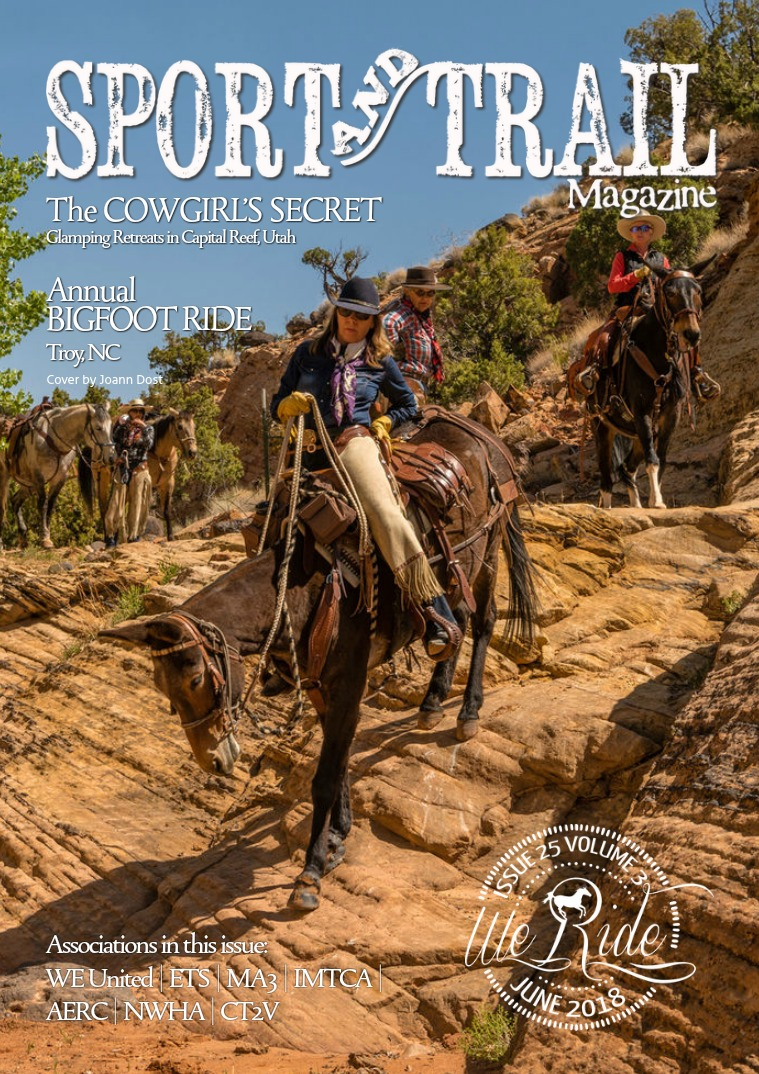We Ride Sport and Trail Magazine June 2018