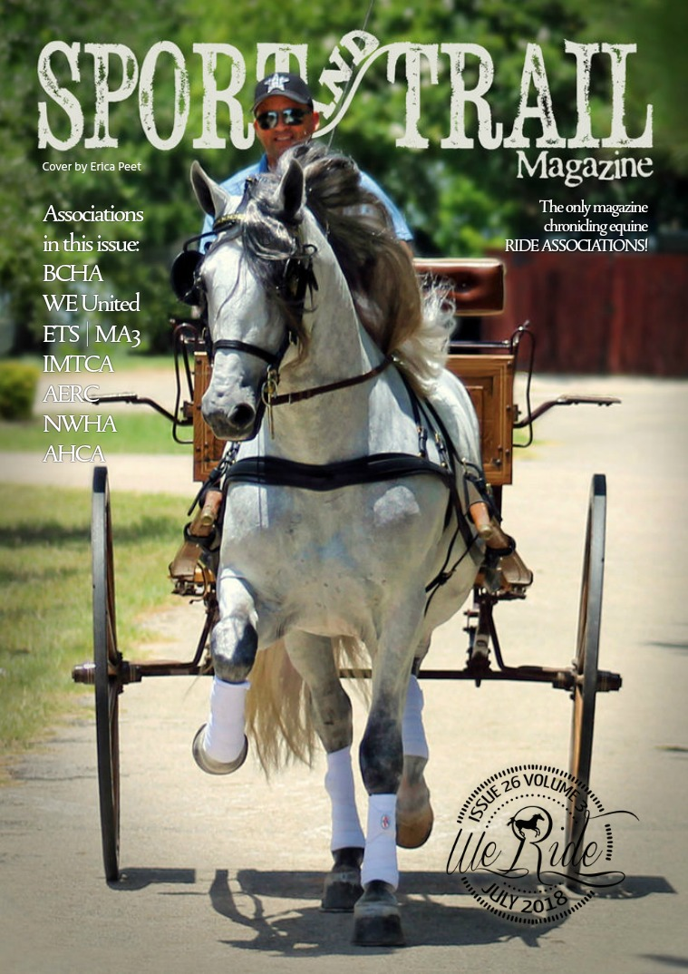 We Ride Sport and Trail Magazine July 2018