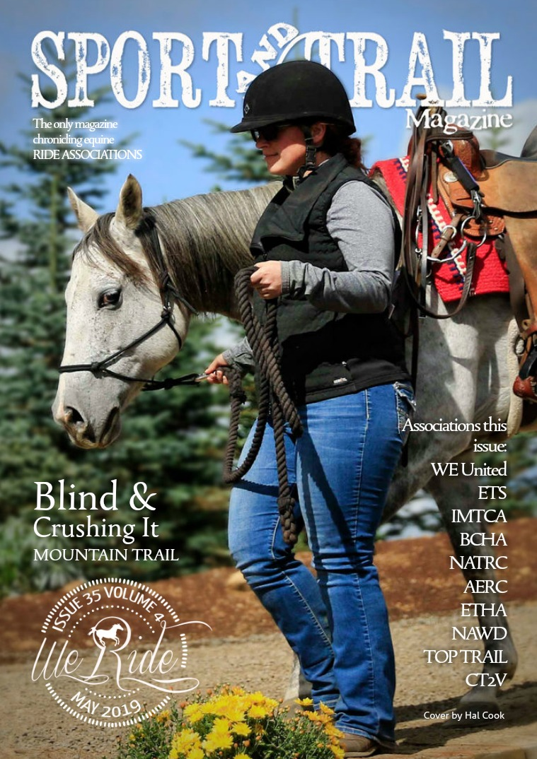 We Ride Sport and Trail Magazine May 2019