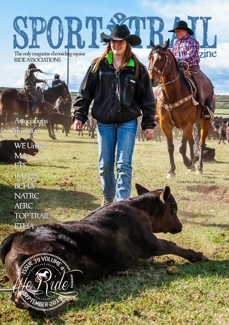 We Ride Sport and Trail Magazine September 2019