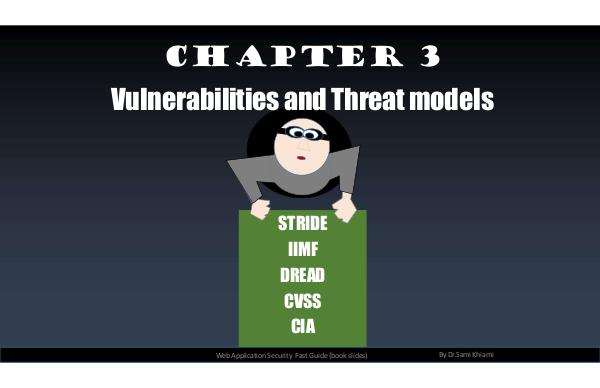 Chapter 3: Vulnerabilities And Threat Models