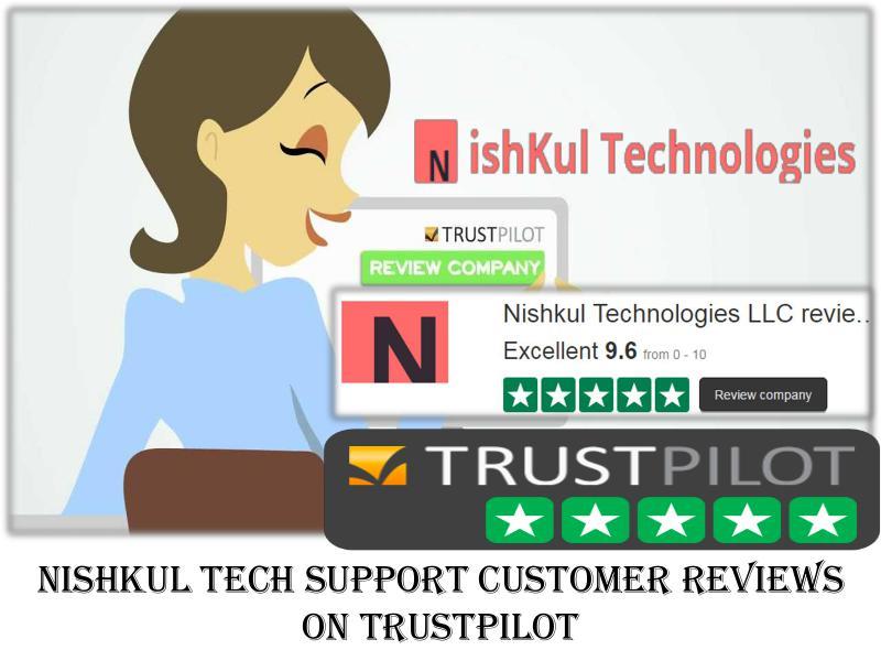 Nishkul Tech Support Customer Reviews On Trustpilot Company