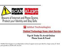 Tips & Tricks To Avoid Online Phone Scam & Fraud