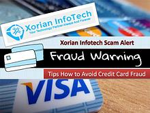 Tips How to Avoid Credit Card Fraud - Xorian Infotech