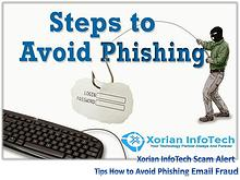 Tips How to Avoid Phishing Email Fraud - Xorian Infotech