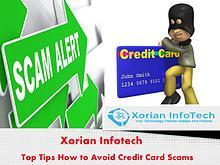Xorian Infotech Scam Alert Service