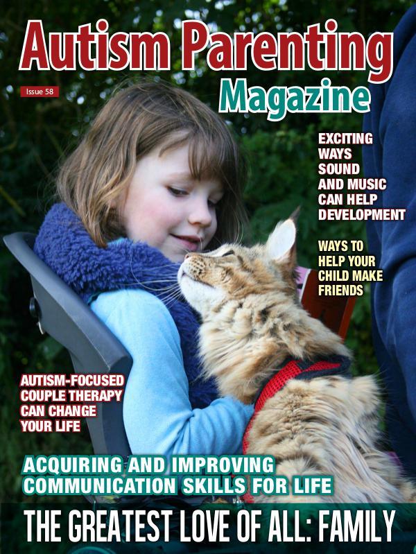 Autism Parenting Magazine Issue 58