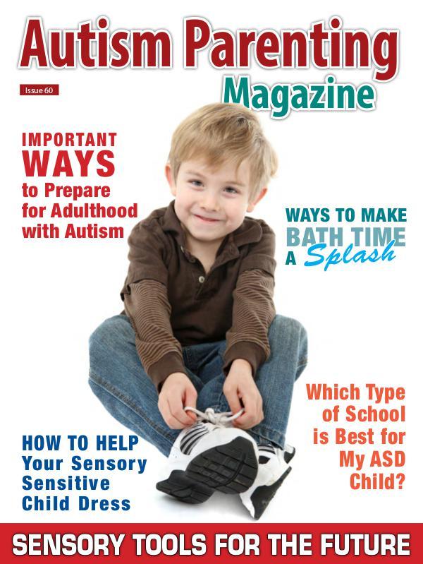 Autism Parenting Magazine Issue 60